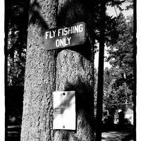 Photo taken at Wizard Falls Fish Hatchery by GABE P. on 2/12/2012