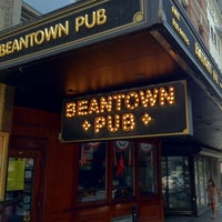 Photo taken at Beantown Pub by John L. on 7/4/2012