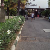 Photo taken at Ibiza Club de Campo by Miquel d. on 6/30/2012