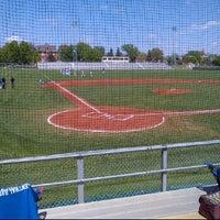 Photo taken at Levitt Stadium by @Patrickb4 on 4/20/2012
