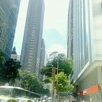 Photo taken at Avenida Rio Branco by Igor S. on 12/1/2011