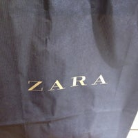 Photo taken at Zara by Diego N. on 4/6/2012