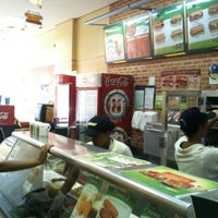 Photo taken at Subway by Marvin d. on 3/4/2012