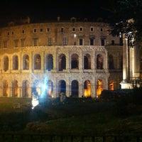 Foto scattata a Teatro di Marcello da Alessandro V. il 9/8/2012