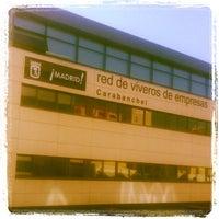 6/14/2012にRui D.がVivero de empresas de Carabanchel. Madrid Emprendeで撮った写真