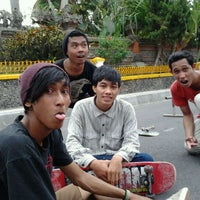 Photo taken at sk8park klk by Mul A. on 11/5/2011