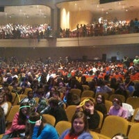 Photo taken at FHU Loyd Auditorium by Kristi M. on 3/31/2011
