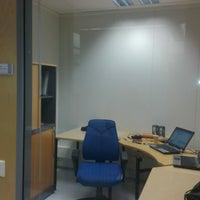 Photo taken at Nokia Oyj by Alexandra E. on 1/13/2012