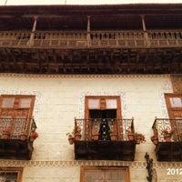 Foto tomada en La Casa De Los Balcones por Tatiana K. el 8/7/2012