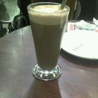 Photo taken at Costa Coffee by Noe on 1/4/2012