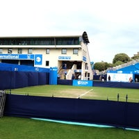 Photo taken at International Lawn Tennis Centre by Tom F. on 6/23/2012