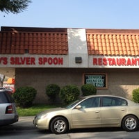 Photo taken at Silver Spoon Restaurant by ED P. on 3/13/2012