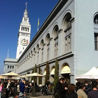 Photo taken at Ferry Plaza Farmers Market by Matty H. on 12/17/2011