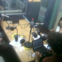 Photo taken at FM Oeste 106.9 by chelologu on 1/16/2012