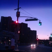 Photo taken at Queens Blvd by Julia D. on 8/9/2011