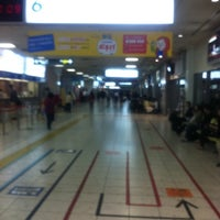 Photo taken at Nishitetsu Tenjin Expressway Bus Terminal by Jotaro O. on 10/3/2011