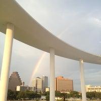 Photo taken at Long Center by Sonny J. on 6/8/2012