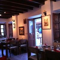 Photo taken at La Pasion Restaurant by Ozz K. on 4/24/2011