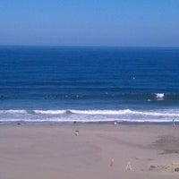 Photo taken at Torrance Beach by Eric H. on 8/27/2011