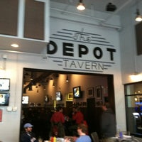 Photo taken at The Depot Tavern by Neil M. on 4/28/2012