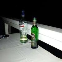 Photo taken at Palmera Seaside Restaurant by Alexey G. on 5/1/2012