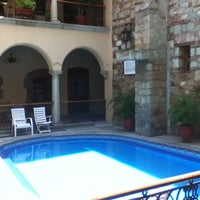 Photo taken at Hotel Casantica by Hugo G. on 9/23/2011