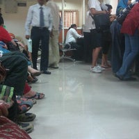Photo taken at Foreigners Regional Registration Office by Maurice M. on 2/18/2011