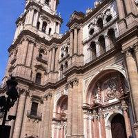 Foto tomada en Catedral de Málaga por Jose Alfonso B. el 10/3/2011