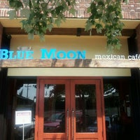 Photo taken at Blue Moon Mexican Cafe by Rams P. on 9/16/2011