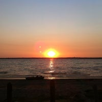 Photo taken at Windsurf Bay Park by Serena L. on 8/11/2012