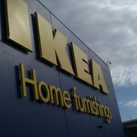 Снимок сделан в IKEA пользователем Katrin J. 12/7/2011