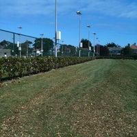 Photo taken at Sutton Lawn Tennis Club by Karen C. on 7/26/2011