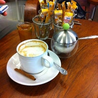 Photo taken at Kofi Anan Coffee by DoublesD . on 8/21/2012
