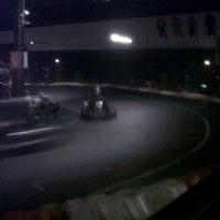 Photo taken at Bleekemolen Raceplanet by Lars M. on 11/24/2011