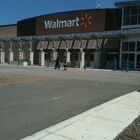 Photo taken at Walmart Supercenter by Katie M. on 7/31/2011