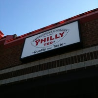 Photo taken at Philly Ted's Cheesesteaks & Subs by Mallorie B. on 7/3/2011