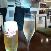Photo taken at CERCLE wine & deli by さねっぴ on 9/1/2011