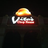 Photo taken at Vito's Chop House by Parker J. on 12/2/2011