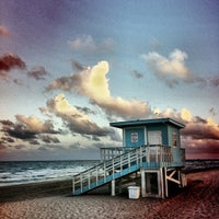 Photo taken at Surfside Beach @ 94th St. by Tomas K. on 3/1/2012