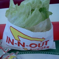 Photo taken at In-N-Out Burger by Sandee C. on 8/24/2011