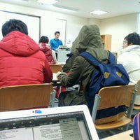 Photo taken at T.O.K by Yunhye P. on 11/20/2011