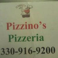 Photo taken at Pizzino's Pizza by nolan on 4/10/2011