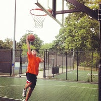 Photo taken at Piedmont Park - Basketball Courts by willow n. on 7/31/2012