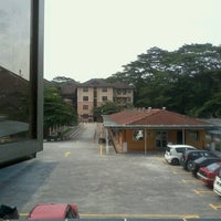 Photo taken at 11th Residential College, University of Malaya by Jamaluddin S. on 7/24/2012