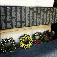 Photo taken at Vietnam Veterans Memorial by Steve R. on 5/17/2012