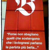 Photo taken at Palazzo Pepoli - Museo della Storia di Bologna by Vincenzo R. on 3/18/2012