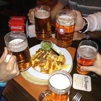 Foto tomada en La Casa de la Cerveza por Iñigo C. el 2/11/2012