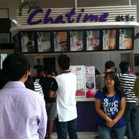 Photo taken at Chatime by Aaron L. on 10/7/2011