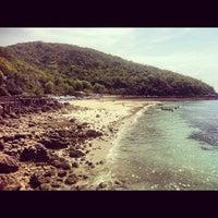 Photo taken at Na Ban Pier by Juanes C. on 5/15/2012