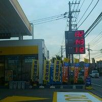 Photo taken at 昭和シェル石油 ダイヤ昭石 セルフカーケアステーション城山 SS by 5100san on 11/10/2011